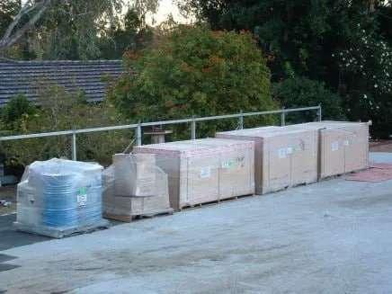 Kit boat construction supplies